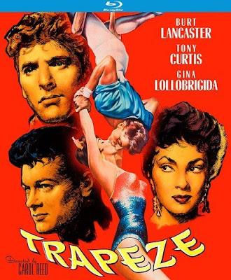 Trapeze 1956 Blu Ray