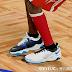 NBA 2K21 PG5 Homemade Mandarin Duck Shoes by Brother xiu