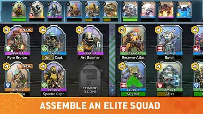 Titanfall Assault MOD APK