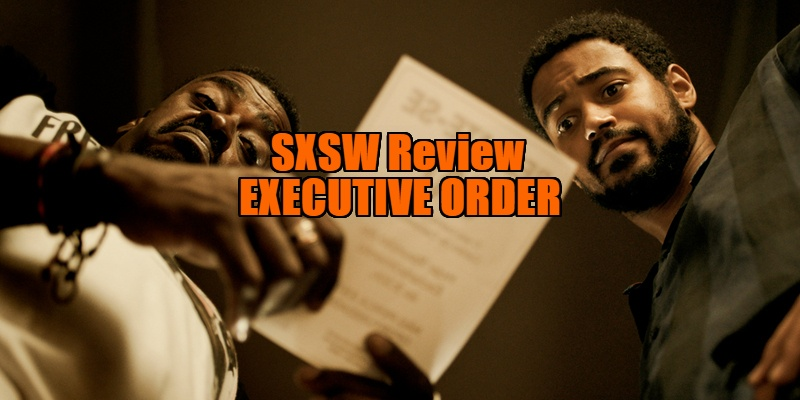 executive order review
