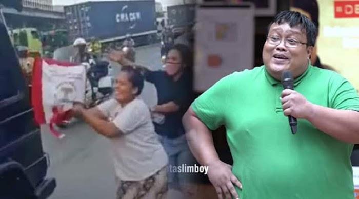 Jokowi Bagi Sembako Lagi di Jalanan, Sammy Comic: Kelakuan Masih Saja Begini! Asli Ngeselin!