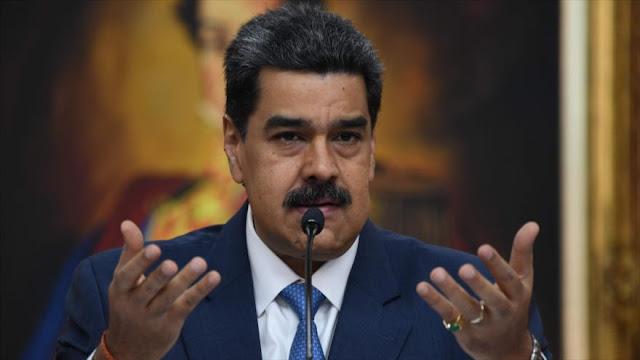 EEUU ofrece $15 millones de recompensa por el arresto de Maduro