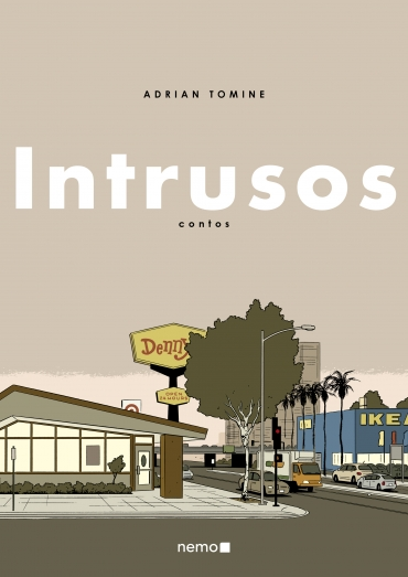 HQ Intrusos, de Adrian Tomine