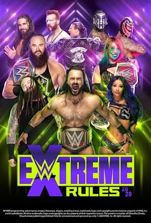 WWE Extreme Rules (2020) HD 1080P LATINO/INGLES DESCARGA