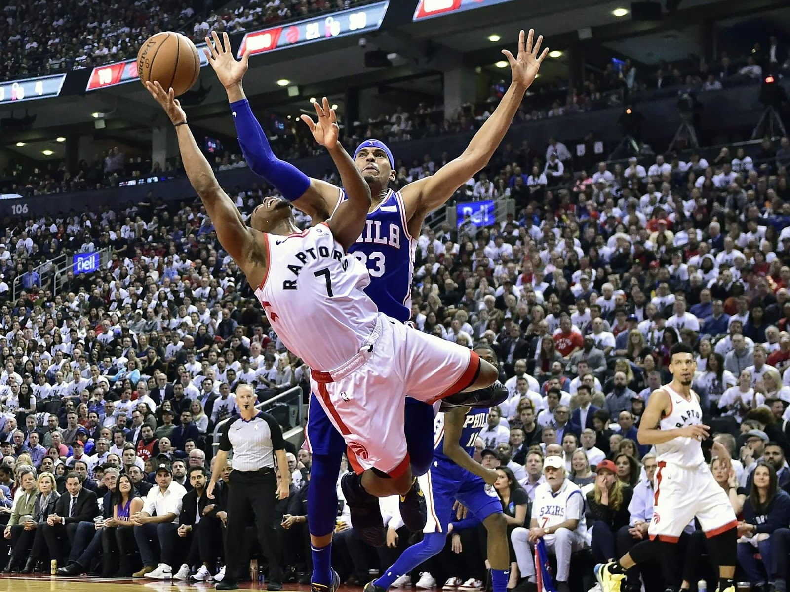 Butler scores 30 as 76ers beat Raptors 94-89 to even series