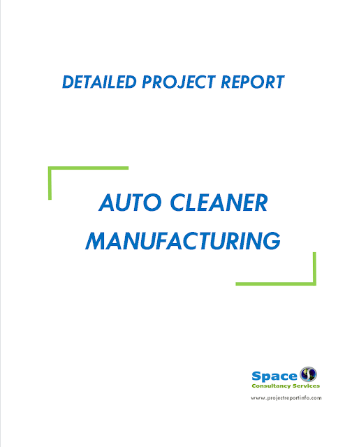 Project Report on Auto Cleaner Manufacturing