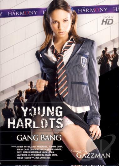 Harmony Young Harlots Gang Bang [2009] [DVD9] [NTSC] [Resubido]