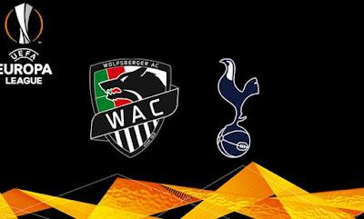 مشاهدة مباراة توتنهام ضد ولفسبيرجر بث مباشر 18-2-2021 بث مباشر في الدوري الاوروبي
