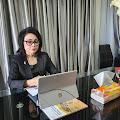 Rektor Unima Dilantik Ketua PD PPI Provinsi Sulut Periode 2021-2025