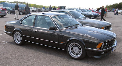 Car of the Week: BMW 6 Series E24