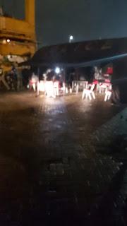 Tim SAR Gabungan Pesawat Sriwijaya Air Berdatangan ke Posko di Dermaga Ex JICT 2 Pelabuhan Tanjung Priok Berdatangan