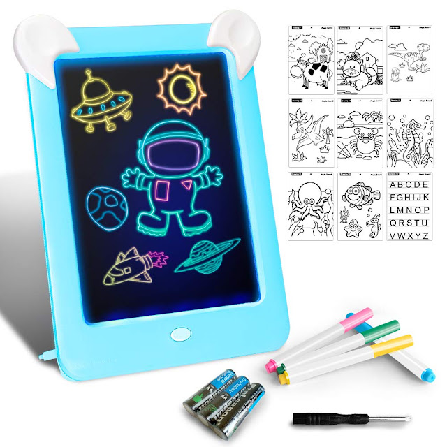 tablet led para niños