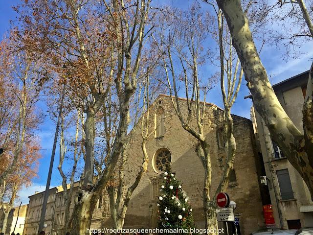 Praça des Carmes, Igreja de Saint-Symphorien-les-Carmes