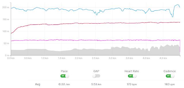 Run 3 Graph