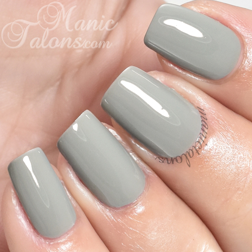 Madam Glam Gel Taste of Iron Swatch