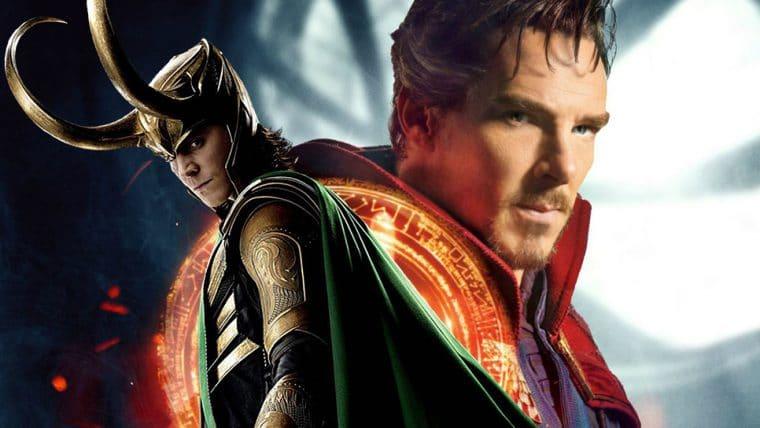 Série do Loki terá ligação com Doutor Estranho 2