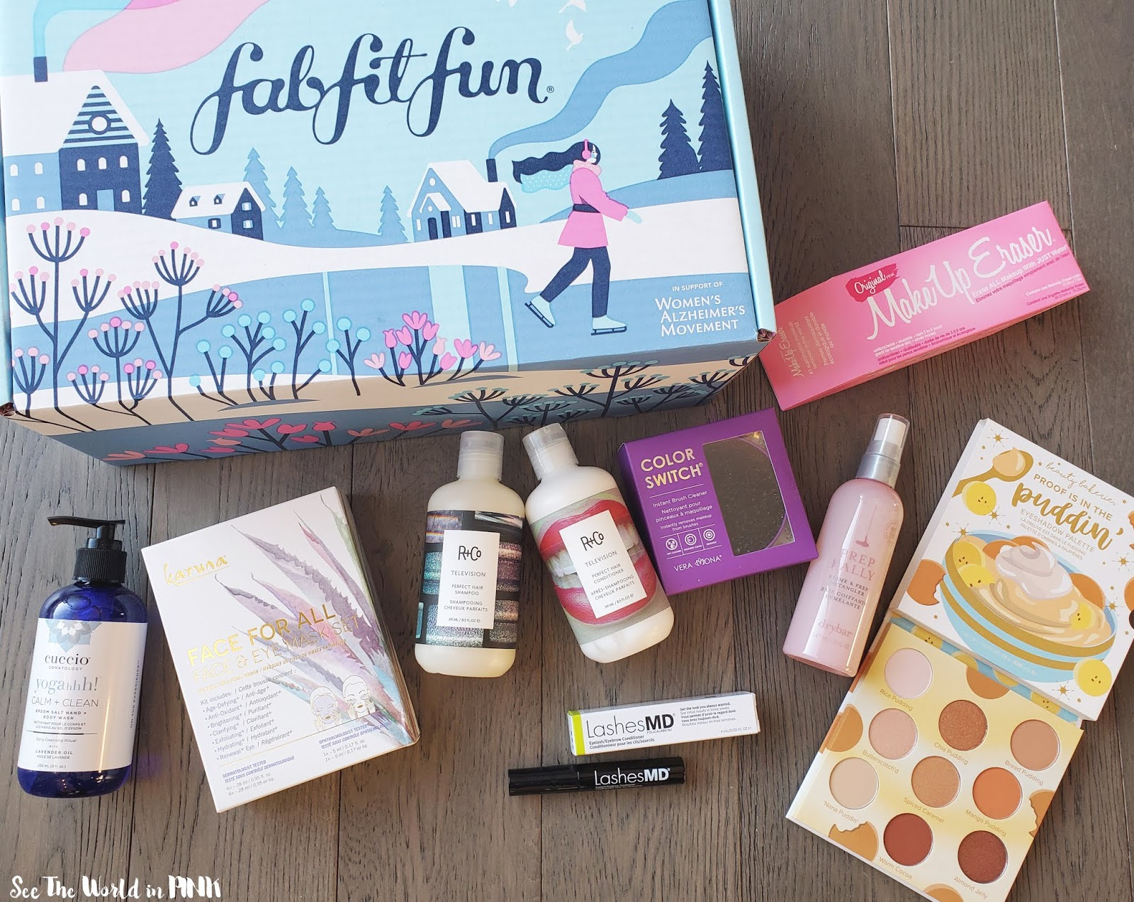 Winter 2019 FabFitFun - Lifestyle Subscription Unboxing