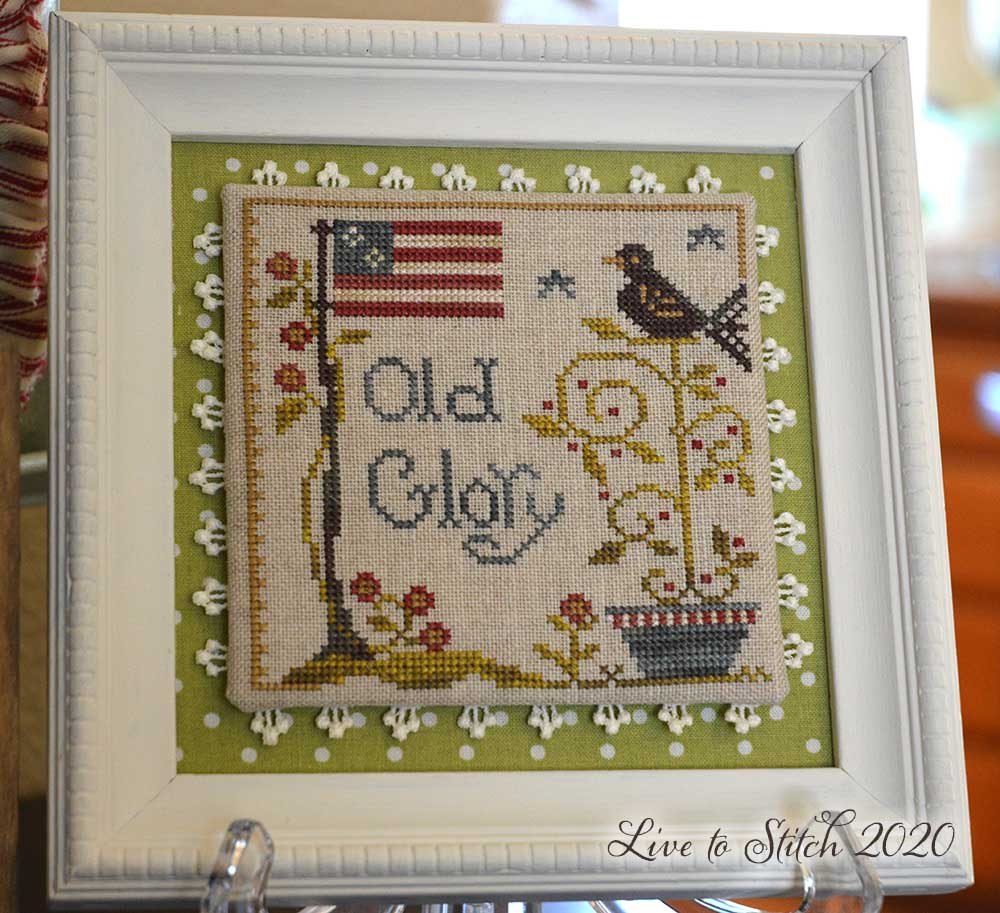 Old Glory by Little House Needleworks