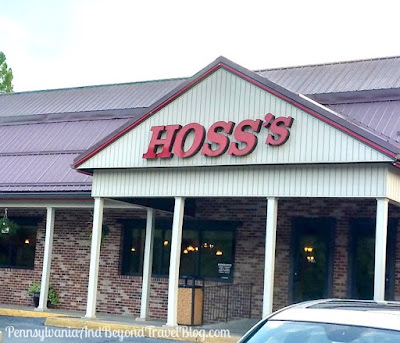 Hoss's Steak and Sea House Restaurant in Hummlestown, Pennsylvania