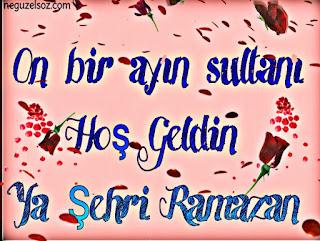 ramazan kutlama mesajları