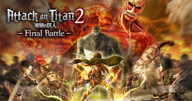 Attack On Titans 2 Final Battell Free Download