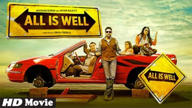 ALL IS WELL (2015) free movies online