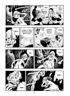 """Reseña de """"La enfermedad de Zoroku"""" de Hideshi Hino - La Cúpula"""