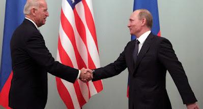 Байден заявил Путину о поддержке суверенитета Украины