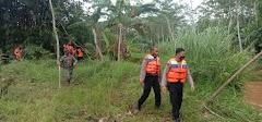 Tim SAR Gabungan Terus Lakukan Pencarian Korban Hanyut di Sungai Lebeng