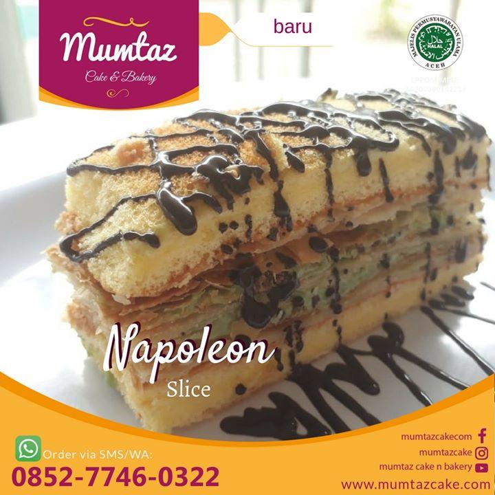 1000 Bisnis Di Aceh Mumtaz Cake Bakery