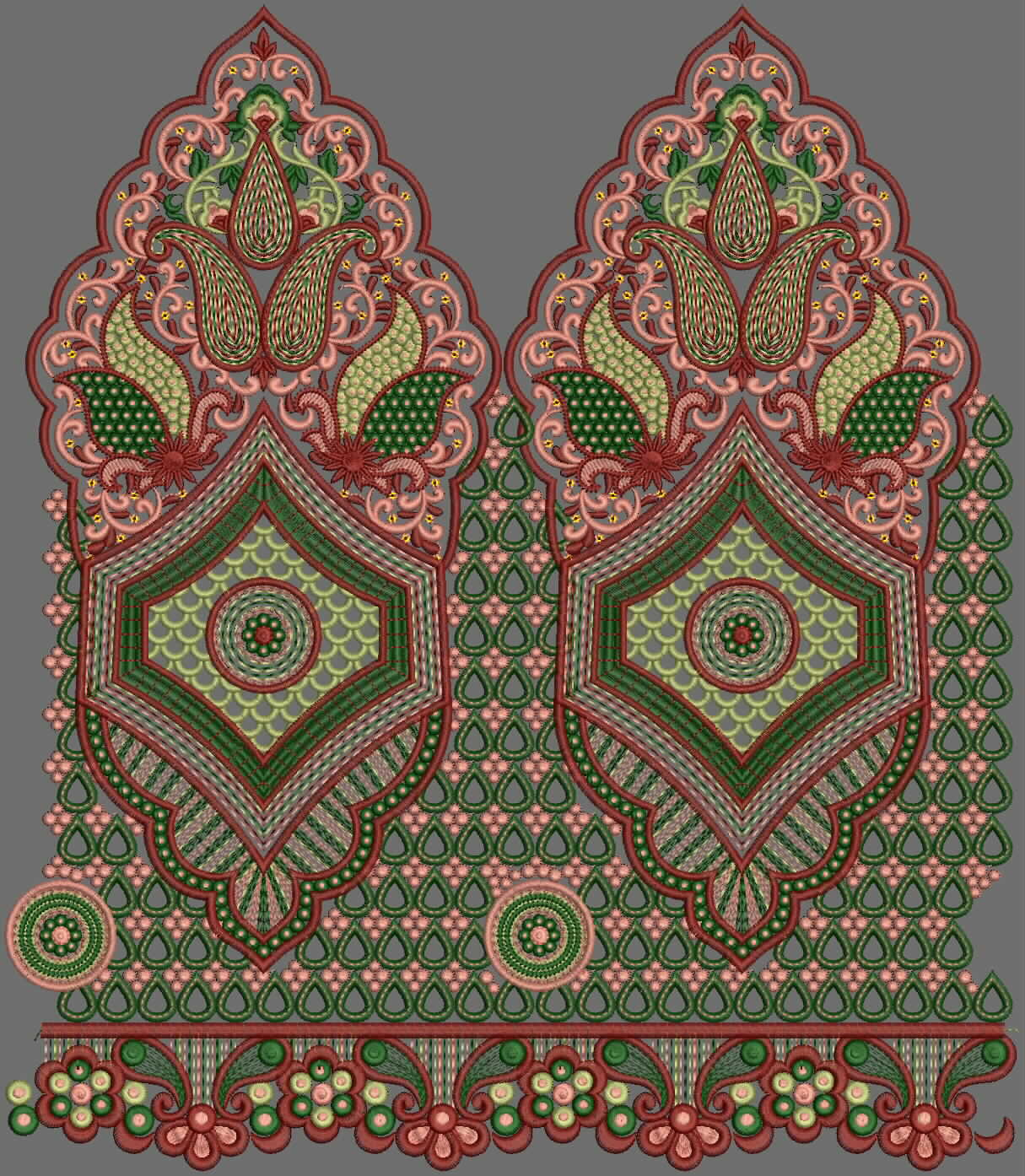 Precious Walks Stylish Outfits | Design Collection By Fahad Gulmore - Latest Embroidery