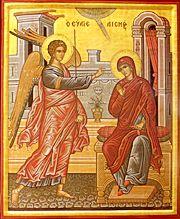 Blagoveștenia - customs in Ținutul Pădurenilor in the date of Annunciation