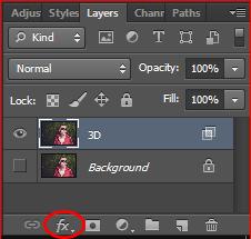 Cara membuat Efek Film 3d Retro di Photoshop