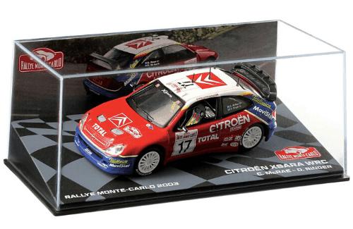 collezione rally monte carlo Citroën Xsara WRC 2017 Colin McRae - Derek Ringer