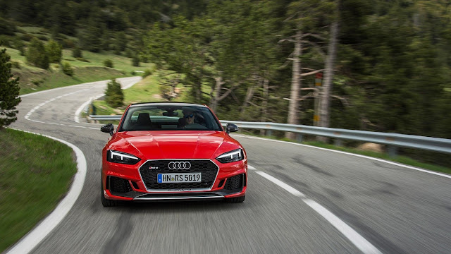 New Audi RS 4 Avant and RS 5 Coupé already have versions Carbon Edition up to 80 kg lighter