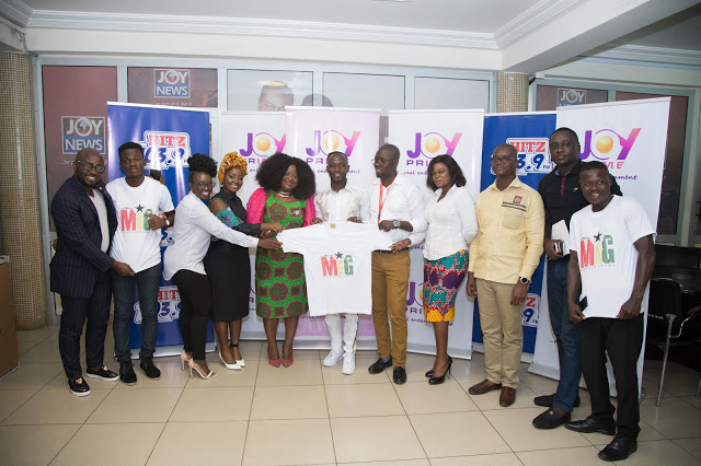 Okyeame Kwame Signs Stratehic Partnership With Multimedia Group Of Company