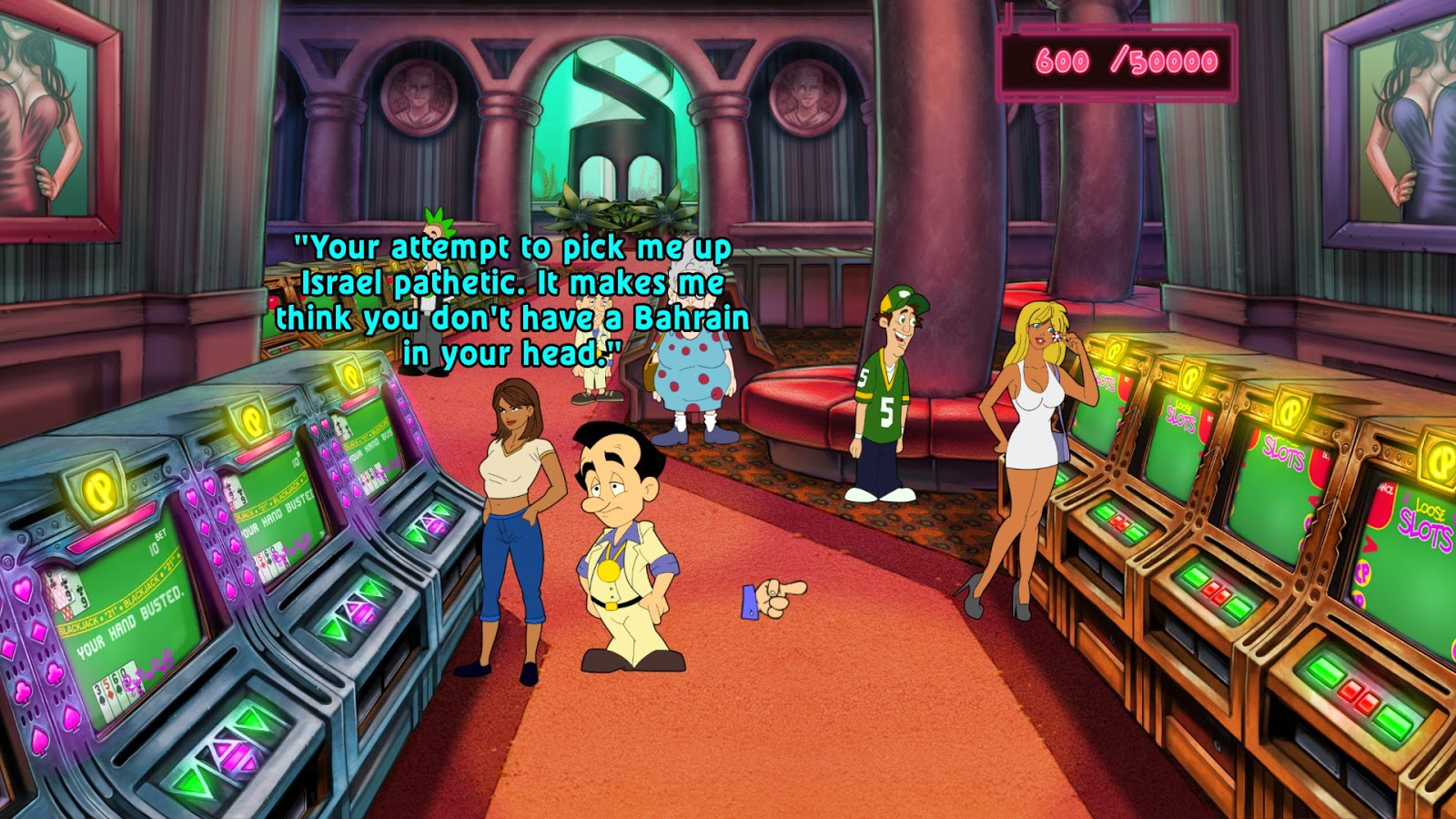 Leisure Suit Larry: Reloaded Review