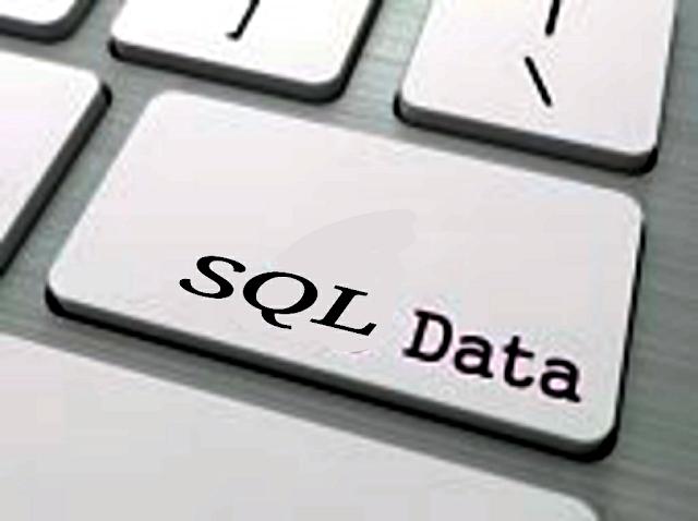 sql data types