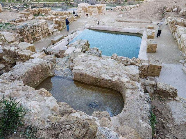 Byzantine-era pools, fountain found near ancient Jerusalem church