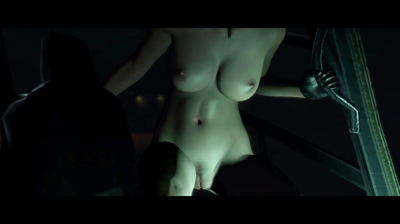 resident evil 6 nude