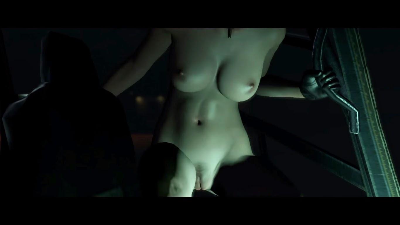 girl from resident evil nude