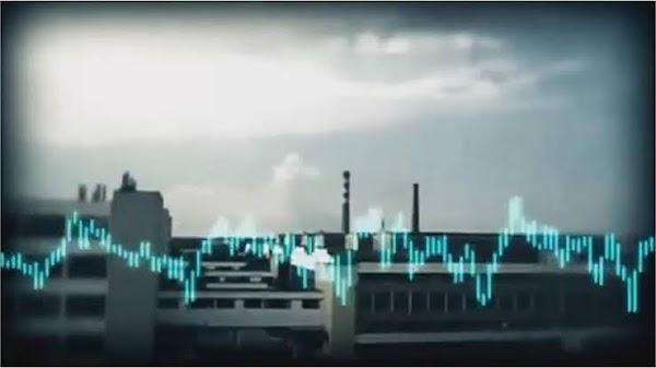 ( VIDEO ) sonidos Extraños en el cielo de suecia.