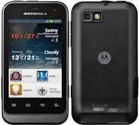 Motorola Defy mini XT320 Firmware Stock Rom Download