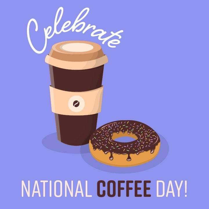 National Coffee Day Wishes For Facebook