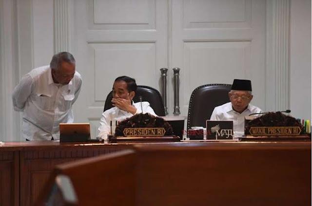 Andi Arief: Kenapa Jokowi dan Ma'ruf Amin Tak Tunjukan Kemarahan dalam Kasus Jiwasraya dan Asabri?
