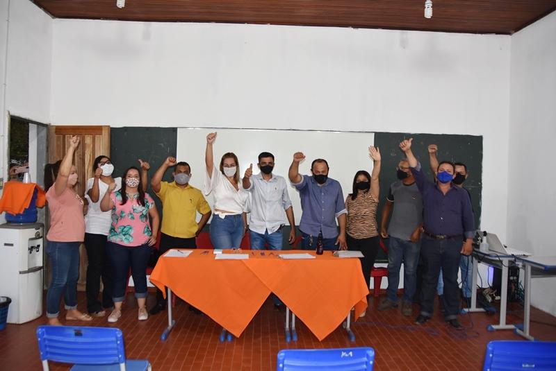 16/09/2020 - Convenção Municipal do Solidariedade