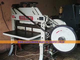 mesin potong kertas DQ 201 bekas harga murah