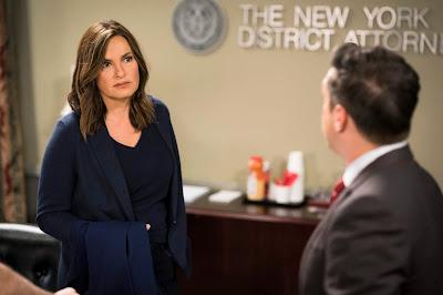 Cena do 9º episódio da 19ª temporada de Law & Order: SVU  (Divulgação: Universal TV)