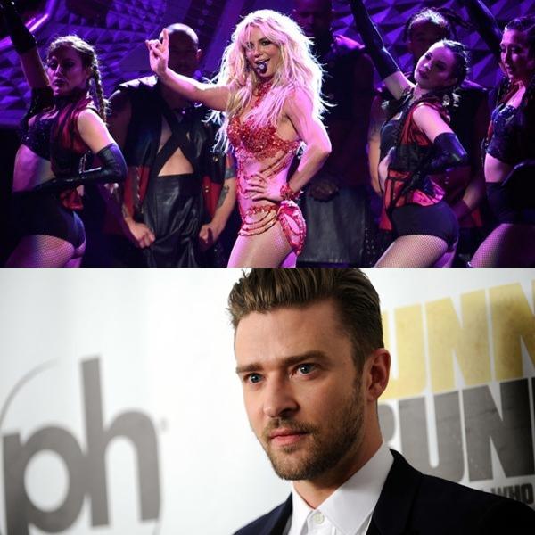 Britney Spears se emocionó por quitar del número uno a Justin Timberlake