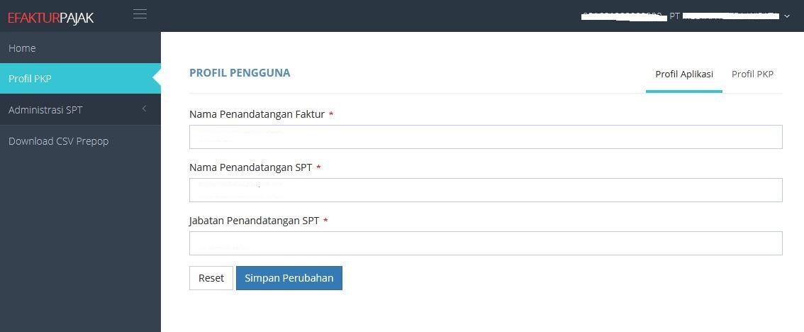 Cara Mudah Pelaporan Spt Ppn Nihil Melalui Web E Faktur Pajak 3 0 Kantor Konsultan Pajak Dan Kuasa Hukum Pajak